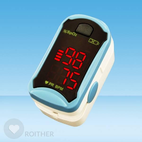 Fingerpulsoximeter MD300 C19