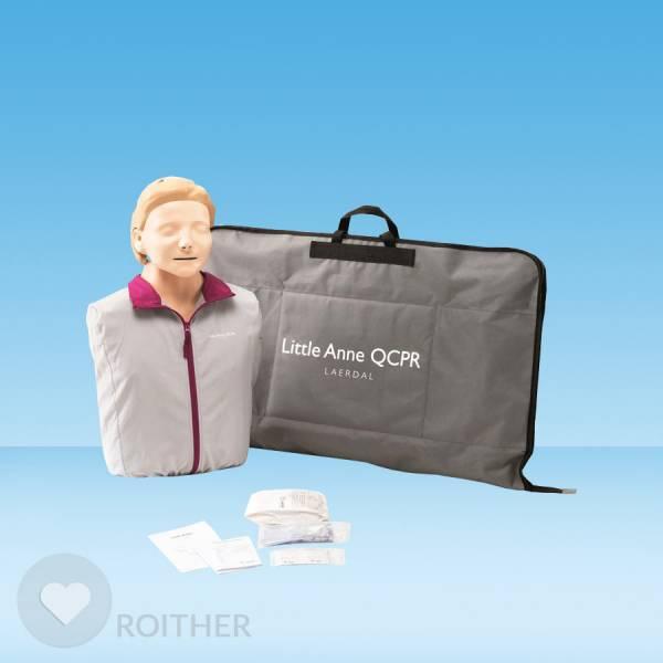 Little Anne QCPR Übungspuppe inkl. Tasche