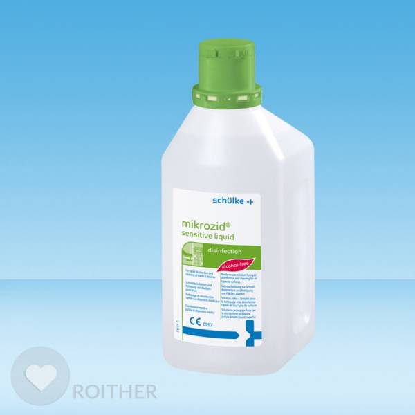 Mikrozid Sensitive LIQUID Schnelldesinfektion 1000ml