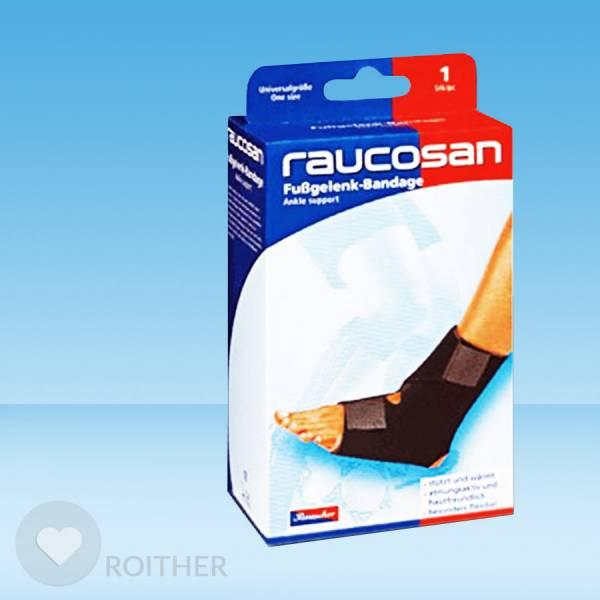 raucosan Fußgelenk Bandage