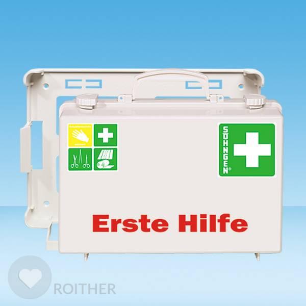 Erste Hilfe Koffer Typ 1 leer weiß