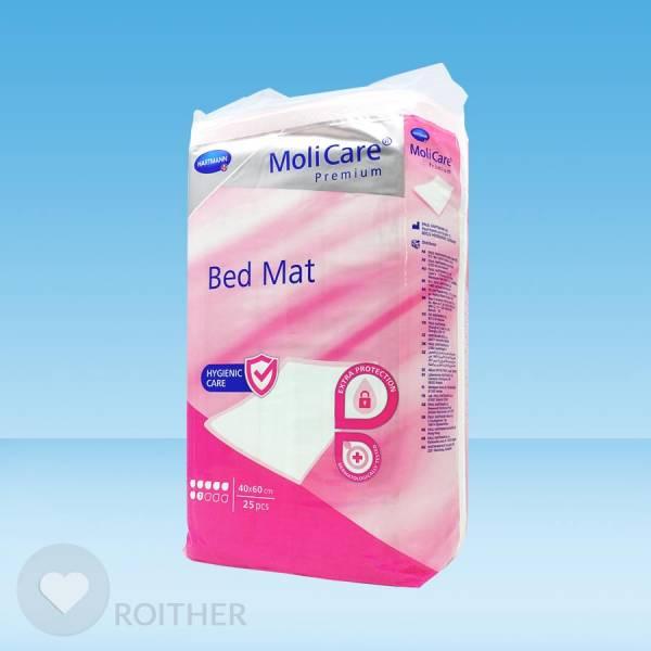 Bettunterlagen MoliCare Premium Bed Mat 40 x 60 cm (25 Stk.)