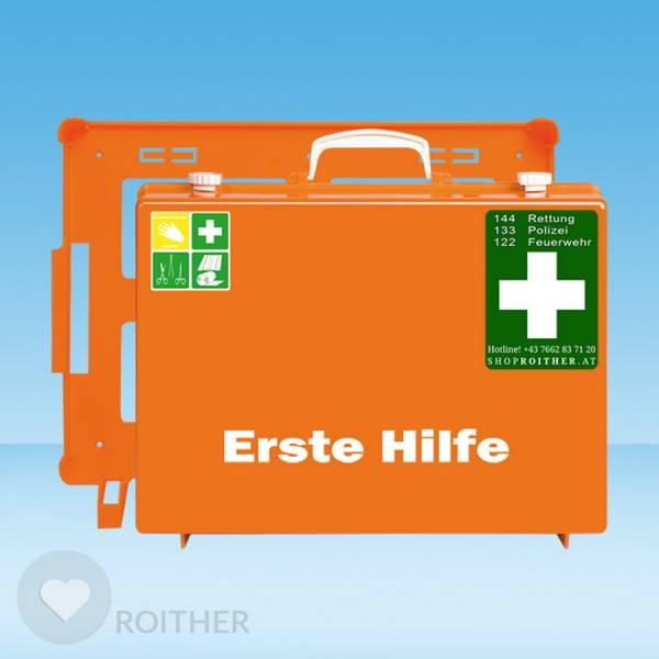 Erste Hilfe Koffer Typ 2 für Deutschland