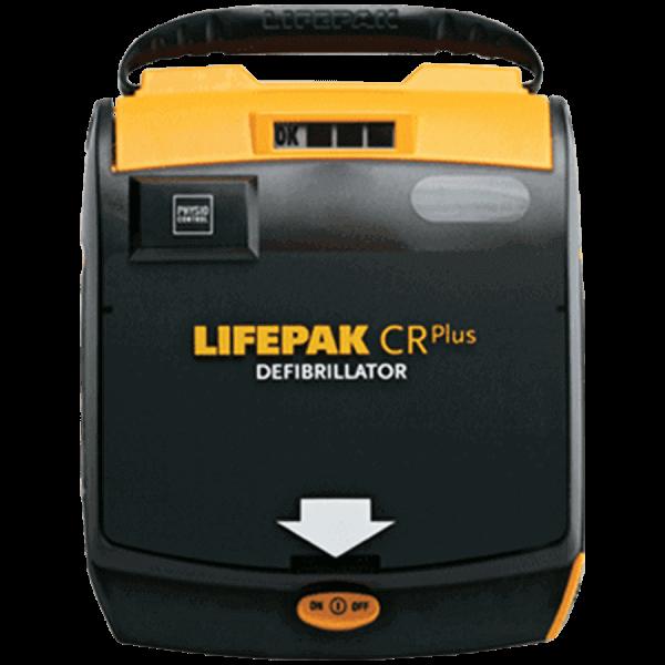 Lifepak CR-Plus AED Defibrillator