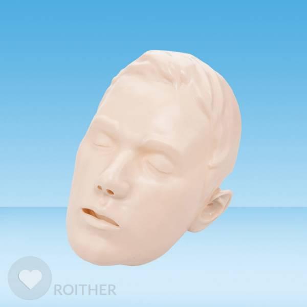 Gesichtsmaske für Brayden Übungspuppe