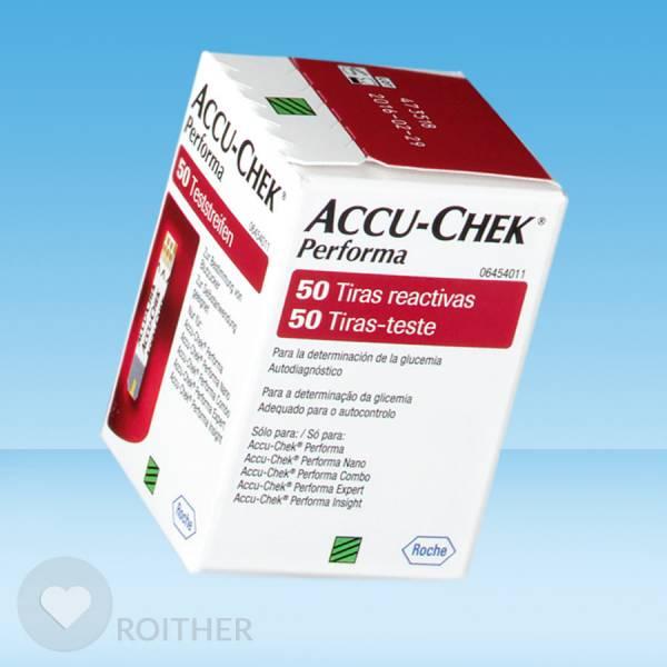 Accu-Chek Performa Teststreifen (50 Stk.)