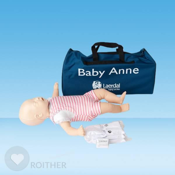 Baby Anne Übungspuppe inkl. Tasche