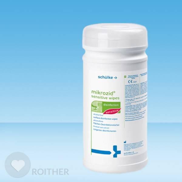 Mikrozid Sensitive Wipes (200 Stk.)