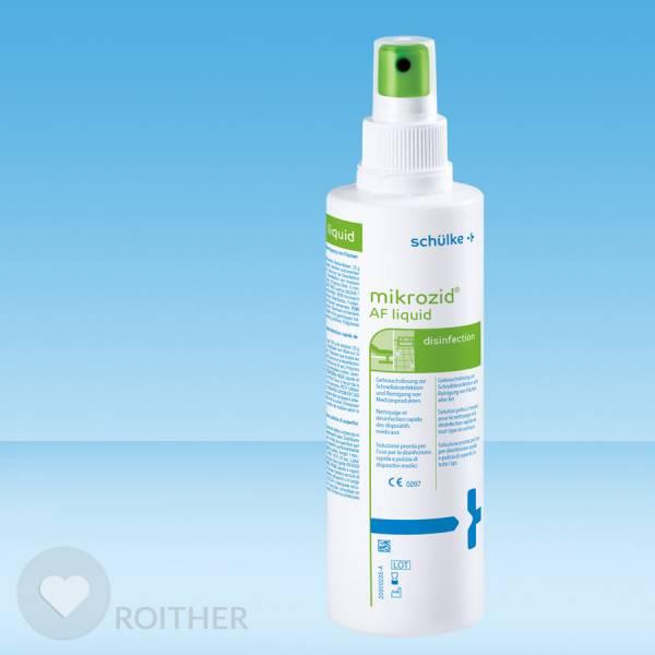 Mikrozid AF LIQUID Schnelldesinfektionsspray