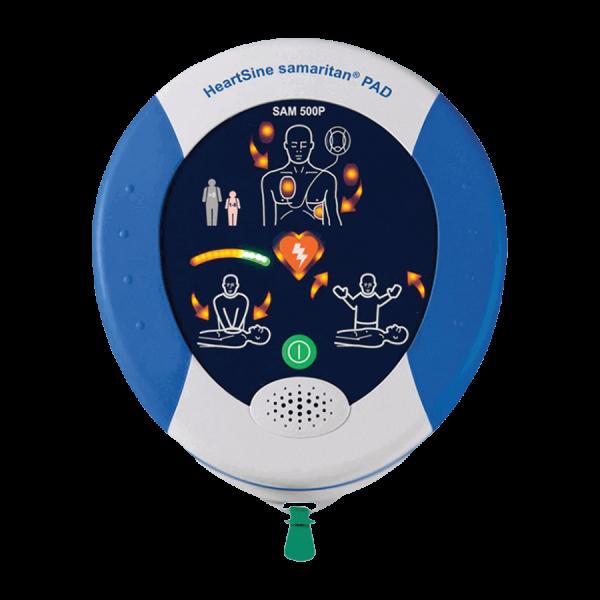 HeartSine Defibrillator Samaritan PAD 500P